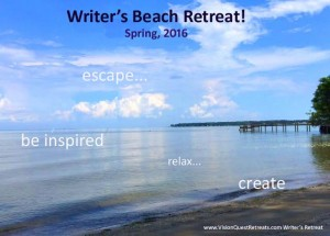 Writers Retreat Promo beach pic2 copy
