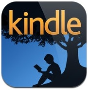 Kindle icon cropped